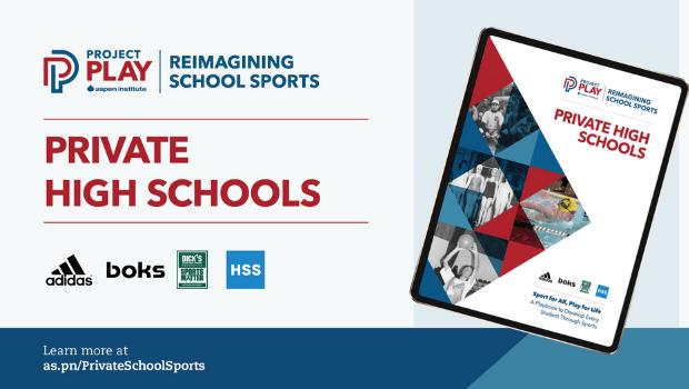 Reimagining School Sports: Private High Schools
