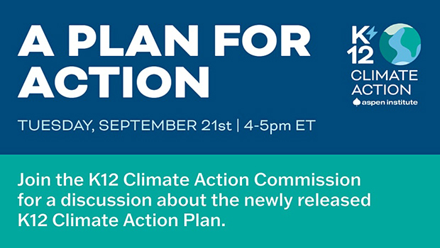 K12 Climate Action Plan Launch