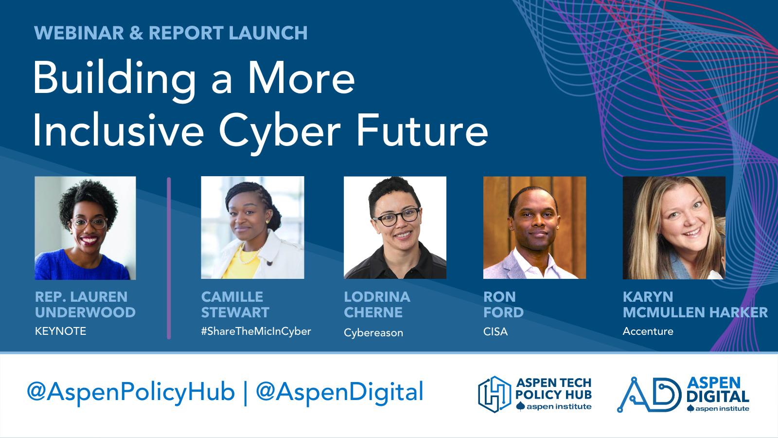 A More Inclusive Cyber Future