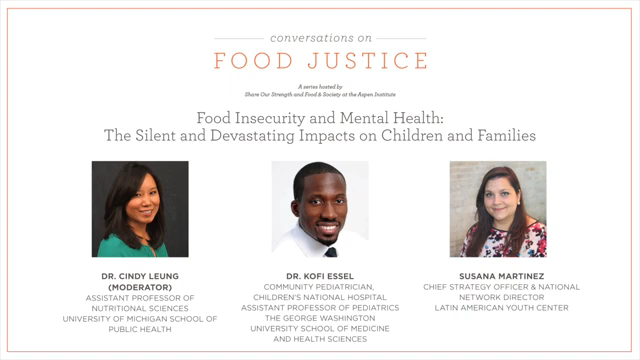 Food Insecurity and Mental Health
