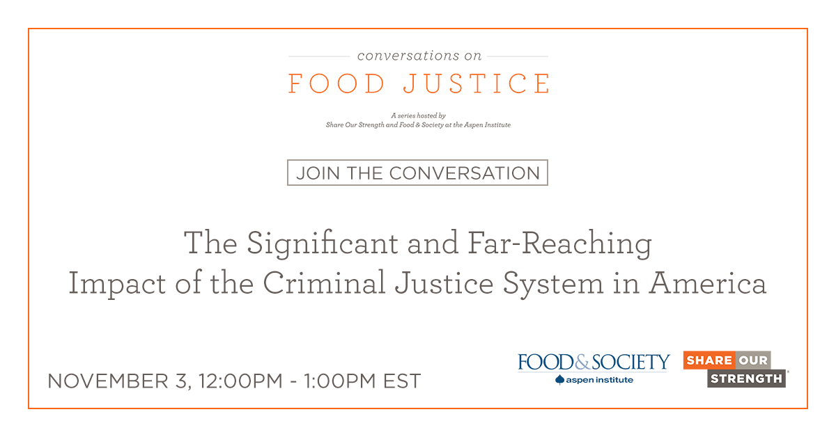 The Significant and Far Reaching Impact of the Criminal Justice System in America