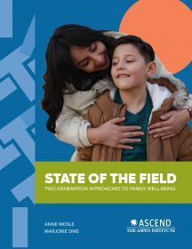 2Gen a model for a new era of family policy