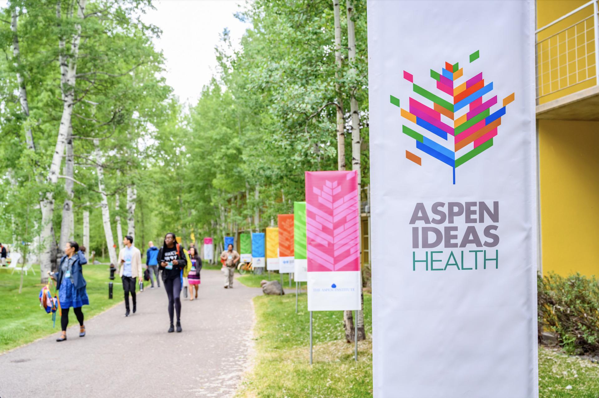 Save the Date! Aspen Ideas: Health 2022