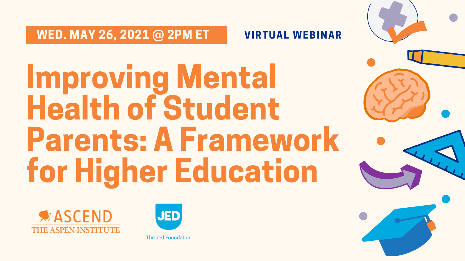 Improving Mental Health of Student Parents Webinar