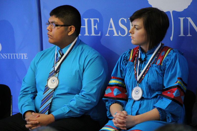 Center For Native American Youth Co Hosts Congressional Briefing For
