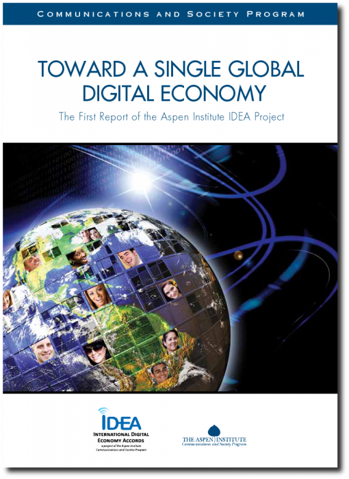 Toward a Single Global Digital Economy