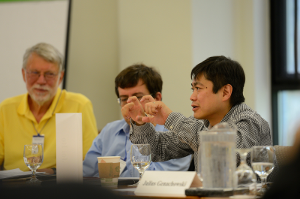 Joi Ito at the Aspen Institute Roundtable on Information Technology