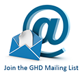 Join GHD's Mailing List