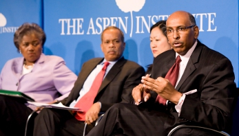 Aspen Institute Symposium on the State of Race