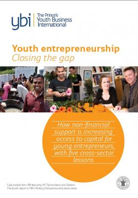 Youth entrepreneurship- Closing the gap