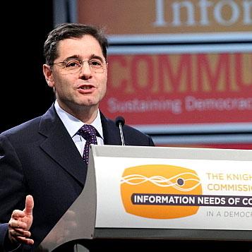 FCC Chair Julius Genachowski