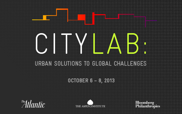 CityLab 2013: Urban Solutions to Global Challenges
