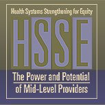 Health Systems Stregthening for Equity Logo