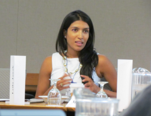 Leila Janah at Aspen Institute Roundtable on Information Technology