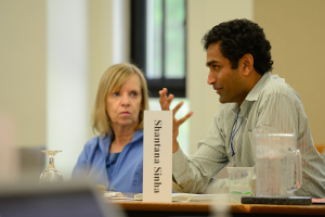 Shantanu Sinha at the Aspen Institute Roundtable on Information Technology