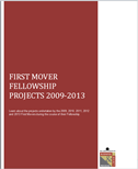 First Mover Projects 2009-2013