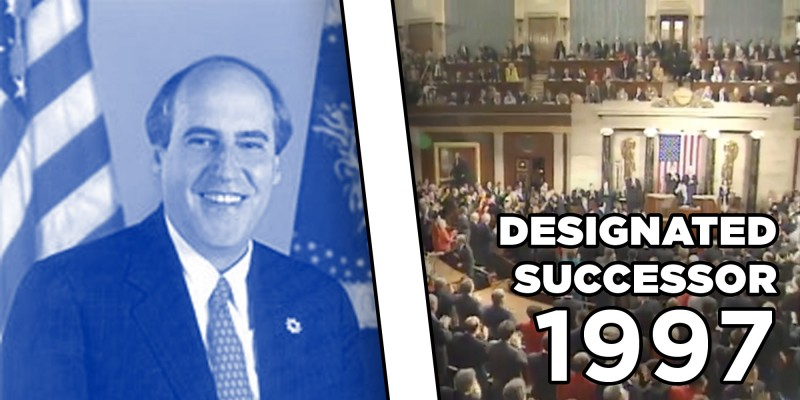 Dan Glickman and the 1997 State of the Union Address