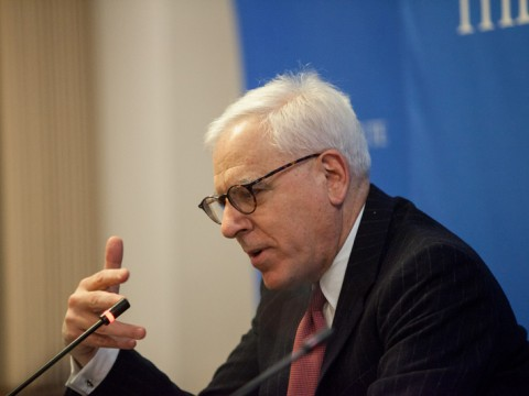 FRIDAY FACES: Vanguard Hosts Philanthropist David Rubenstein