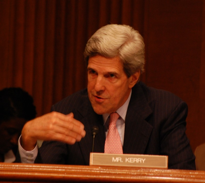 Secretary Kerry Underscores Importance of Partners for a New Beginning