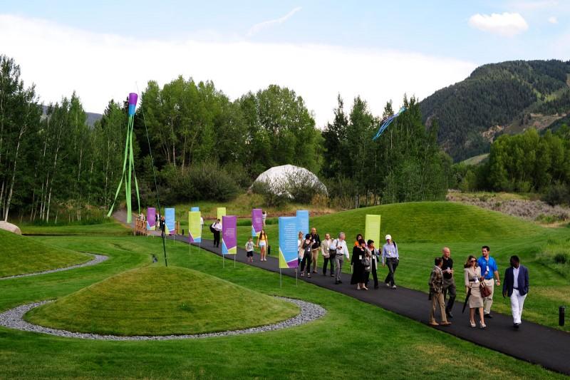 Next at the Aspen Institute: June 2013