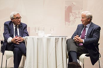Aspen Leadership Series: Lincoln Center President Speaks on the Arts and Infrastructure