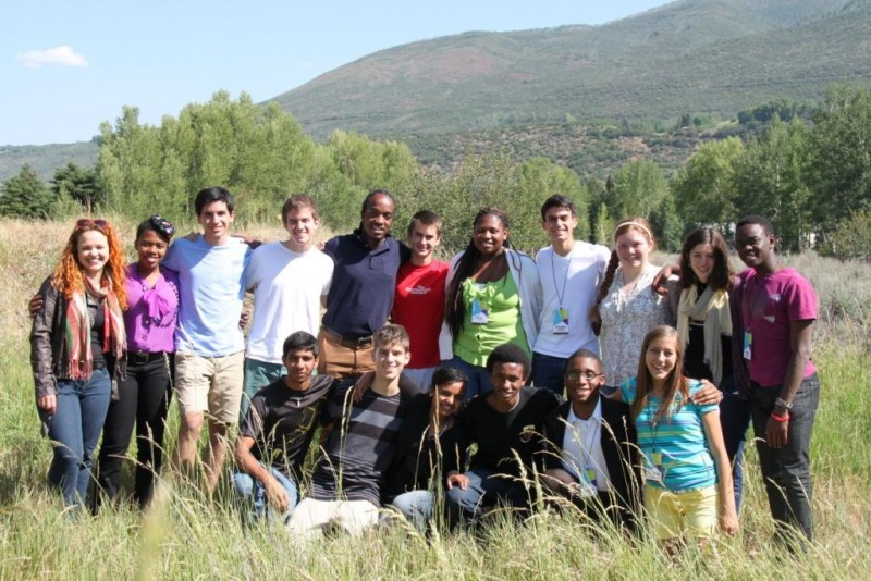Announcing the 2013 Bezos Scholars @ the Aspen Institute