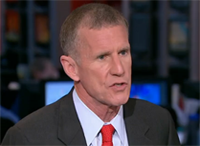 Gen. Stanley McChrystal Discusses National Service, VA Scandal