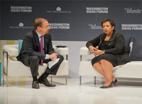 US Attorney Loretta Lynch: Next Steps for Recidivism Reform