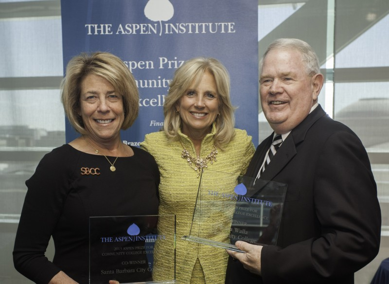 Aspen Prize for Community College Excellence List Announced