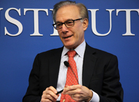 NYT's David Sanger interviews Author David Ignatius on his latest novel
