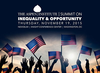 RSVP: Livestream on Combatting Inequality in America
