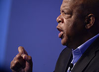 Rep. John Lewis: Lessons on 'Never, Ever Giving Up'