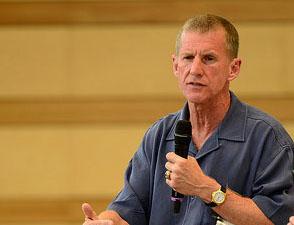 Gen. McChrystal Calls for Universal National Service in