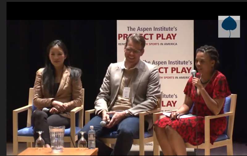 WATCH: The Aspen Institute's Project Play Launches