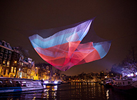 The Art of Sculpting for Public Spaces: An Interview with Janet Echelman