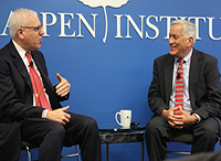 A Talk With Walter Isaacson on