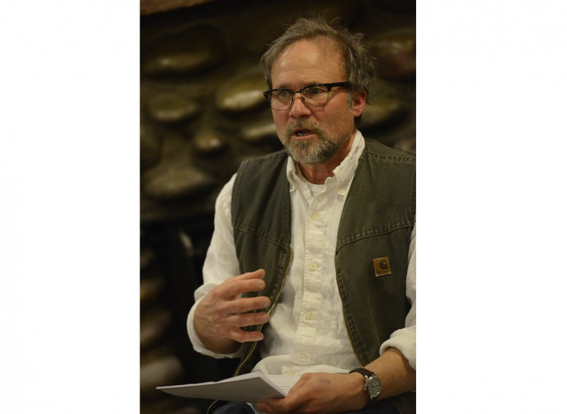 FRIDAY FACES: Aspen Writers' Foundation Hosts Brad Watson as its January Writer in Residence