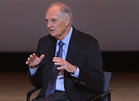 Aspen Institute Arts Program Hosts Actor Alan Alda