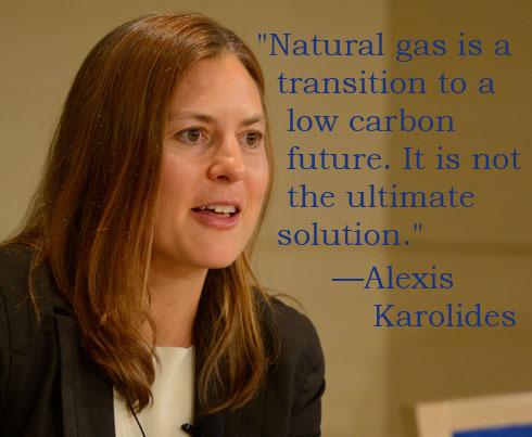 Alexis Karolides on the Natural Gas Future