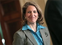 Institute Fellow Sylvia Mathews Burwell Nominated as Secretary of Health and Human Services