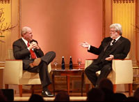 A Conversation with George Lucas and Michael Eisner from the 2012 Annual Awards Ceremony