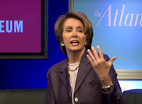 Nancy Pelosi: From the 2012 Washington Ideas Forum