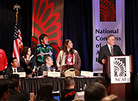 Center for Native American Youth Celebrates Native American Heritage Month