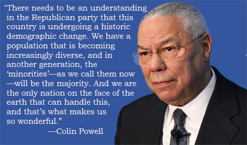 Colin Powell on Leadership, Life, and the Future of the Republican Party