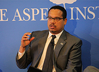 Being Muslim in Congress: Rep. Keith Ellison on Race, Religion, and Lawmaking