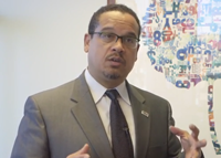 Congressman Keith Ellison's Big Idea