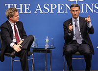 "Peter Orszag and John Bridgeland Discuss ""Moneyball for Government"""