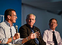 Governors Nixon, Hickenlooper and Others Discuss Body Cameras, Gun Control, and More