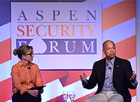 DHS Secretary Jeh Johnson Assesses Homeland Security, Talks Immigration