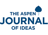 Introducing the Aspen Journal of Ideas